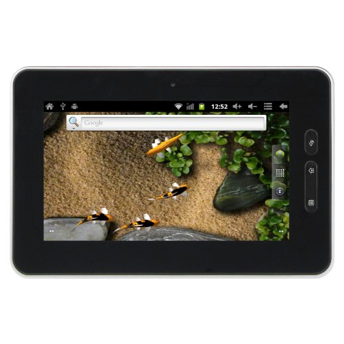 Tablette KLIPAD Android