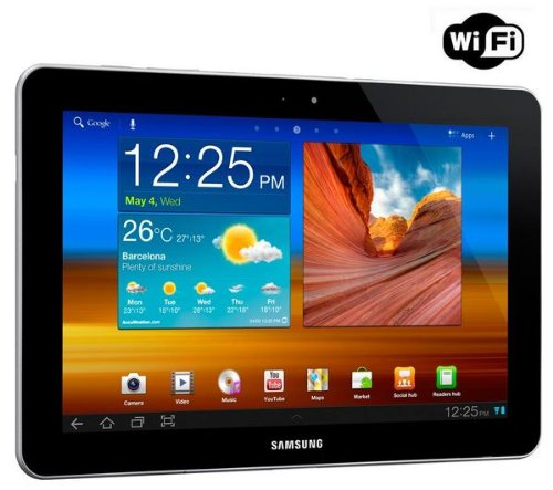 galaxy tab tablette samsung 10 1 pouces 16 go android pas cher. Black Bedroom Furniture Sets. Home Design Ideas