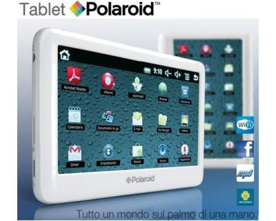 polaroid 4 3 tablette polaroid 4 3 pouces 2 go pas cher. Black Bedroom Furniture Sets. Home Design Ideas