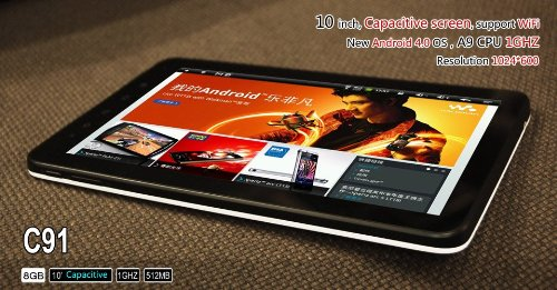 Tablette ZENITHINK 10.2 pouces