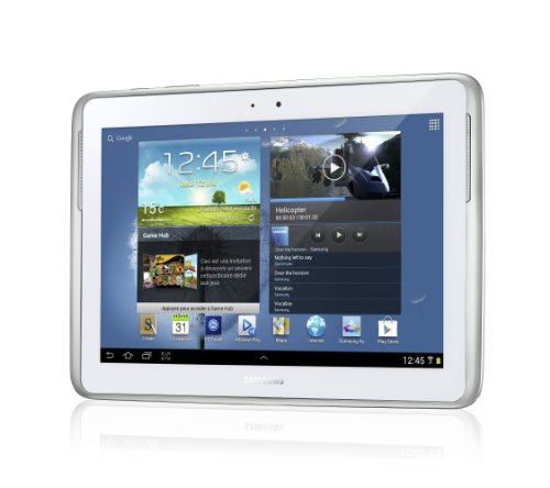 galaxy note blanc tablette samsung 10 pouces 16 go android pas cher. Black Bedroom Furniture Sets. Home Design Ideas