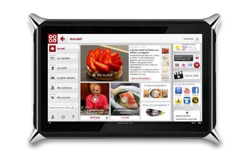 Tablette QOOQ Linux / QT